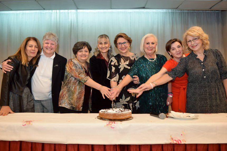 Κοπή πίτας «ΑΛΜΑ ΖΩΗΣ» Ν. Αχαΐας: Το 2020 αφιερωμένο στον ανδρικό καρκίνο μαστού